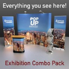 Exhibition Combo Pack - SAVE 10% TODAY ON CHECKOUT